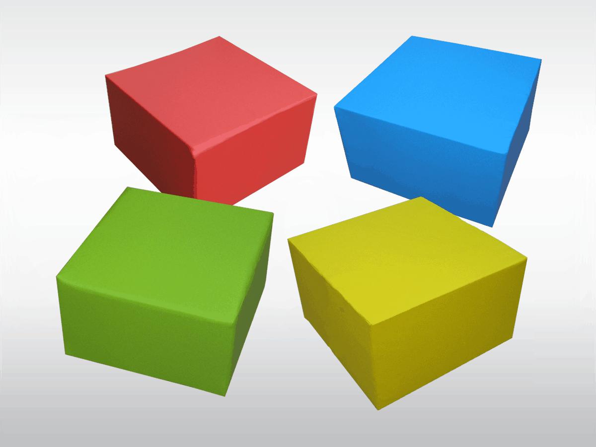 Pufy kwadratowe