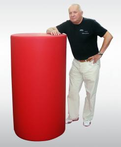 wałek rehabilitacyjny 50×100
