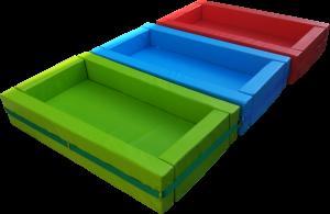 Łóżko piankowe